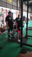 II. Powerlifting Training Camp's images