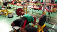 IV. Powerlifting Training Camp images